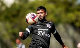Camacho se destaca em maratona e pode virar titular no Corinthians