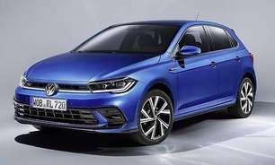 Novo Volkswagen Polo surge em fotos vazadas na internet
