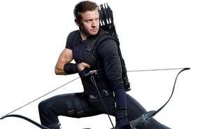 Jeremy Renner anuncia final das gravações da série do Gavião Arqueiro