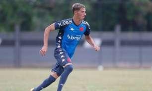 Marcelo Cabo de olho: jogadores do time sub-20 do Vasco treinam entre os profissionais
