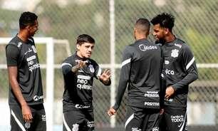 Mancini aposta em experiência para a estreia do Corinthians na Sul-Americana