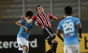 Por desconforto, Pablo desfalcará o São Paulo contra o Santo André