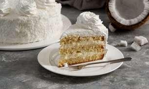 Oito receitas de bolos recheados deliciosos e práticos de fazer