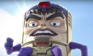 M.O.D.O.K: Trailer de série animada adulta da Marvel inclui Homem de Ferro