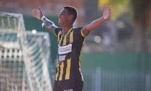 Artilheiro do Carioca, Alef Manga projeta 'decisão' com o Flamengo: 'Jogo mais importante da minha vida'