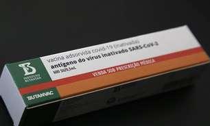 Bolsonaro chama de 'mandrake' vacina em desenvolvimento pelo Instituto Butantan