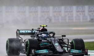 Mercedes diz que falta de aderência provocou baixa performance de Bottas em Ímola
