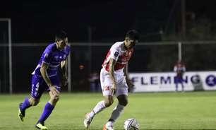 Lanterna do paraguaio e estreando técnico: saiba como vem o adversário do Corinthians na Sul-Americana