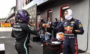 """Consultor da Red Bull vê Verstappen melhor que Hamilton em """"controle e velocidade"""""""