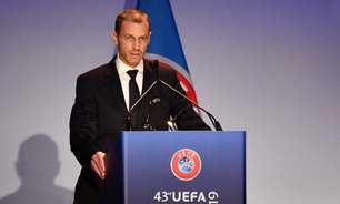 Presidente da Uefa faz críticas a Florentino Pérez