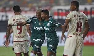 Abel Ferreira ganha apoio de torcedores do Palmeiras após vitória com a cara da Libertadores