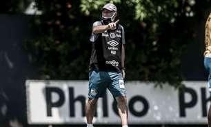 FPF confirma horário do clássico entre Santos e Corinthians