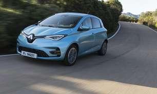 Novo Renault Zoe, melhor em tudo, estreia no Brasil