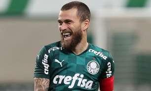 Palmeiras não recebeu propostas por Lucas Lima; meia segue fora por contusão