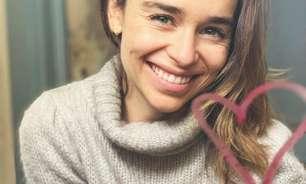 Emilia Clarke é autora de quadrinhos e revela 1ª publicação