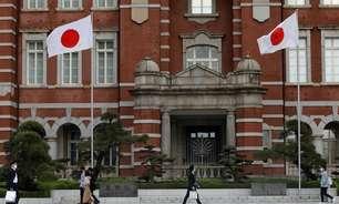 """Japão declara emergência """"curta e poderosa"""" em Tóquio e outros locais"""