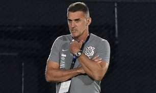 Mancini vê domínio do Corinthians, mas lamenta erros no terço final: 'Faltou capricho na definição'