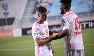 Brasileiro conta sobre bom momento vivido nos Emirados Árabes