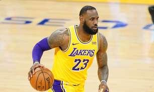 Volta triunfal de LeBron James devolve otimismo ao Lakers