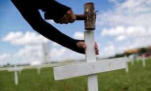 Brasil tem quase 3 mil mortes por covid-19 em um dia