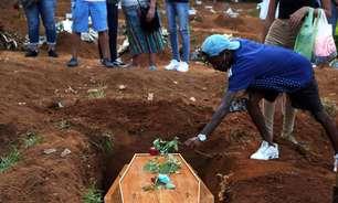 Brasil volta a ter quase 3 mil mortes por covid em 24h