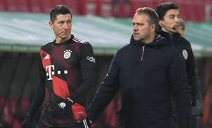 Lewandowski se despede de Flick e fala sobre chegada de Nagelsmann
