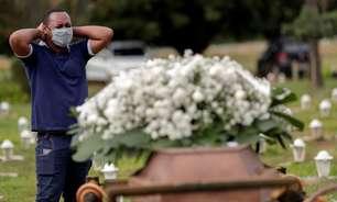 Brasil registra 2,1 mil mortes por covid-19 nas últimas 24h