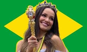 Perdeu, capitão! Juliette é o novo 'mito' do Brasil
