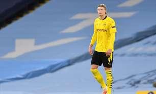 Diretor: Haaland seguirá no Dortmund na próxima temporada
