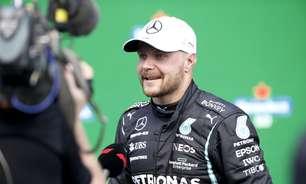 Fórmula 1: Bottas tira a 100ª pole das mãos de Hamilton