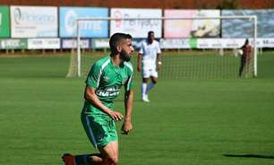 Após grave lesão, Guilherme Conte já faz transição para o campo e comemora reta final de recuperação