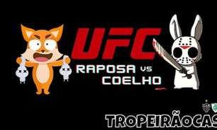 TROPEIRÃOCAST-Coelho x Raposa. Vai ter volta. Mas vai ter briga?
