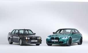 Novo BMW M3 vem aí; conheça as 6 gerações em 16 fotos