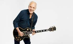 "Peter Frampton: Gibson recria guitarra ""Phenix"" do artista"