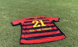 Gil do Vigor comemora homenagens do Sport e revela medo de ir na Ilha do Retiro
