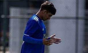 Cruzeiro segue investindo em jovens para o time sub-20 e contrata o meia Igor Lemos, ex-Flamengo