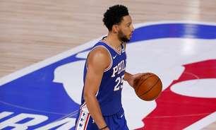 """Doc Rivers: """"Não há melhor defensor do que Simmons na NBA"""""""