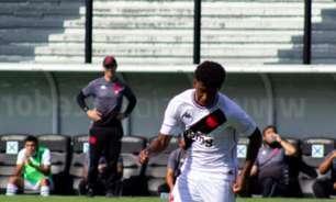 Vasco vence o São Raimundo-RR pelo jogo de ida das oitavas de finais da Copa do Brasil sub-20