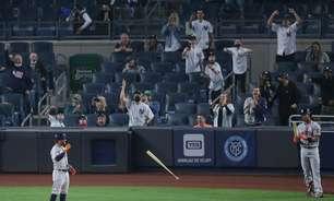 Tome a vacina, ganhe um ingresso: torcedores de beisebol em NY ganham incentivo para se vacinar