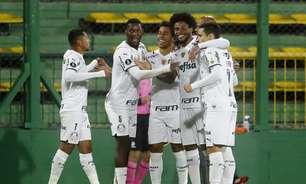Palmeiras bate o Defensa y Justicia por 2 a 1 fora de casa