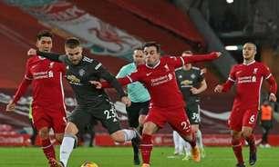 Premier League remarca partida entre Manchester United e Liverpool; veja a nova data