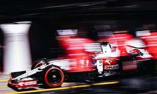 """Alfa Romeo destaca carro competitivo, mas promete """"esforço para ter consistência"""""""