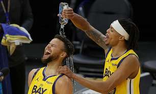 Randle e Curry são eleitos melhores de abril na NBA