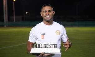 Kayke finaliza temporada como melhor do mês no Qatar e artilheiro do Umm-Salal