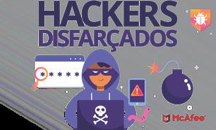 Quais tipos de hackers e suas motivações
