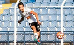 Estreante na competição, zagueiro projeta início do Corinthians no Brasileiro sub-17