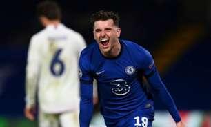 Mount elogia atuação e diz que Chelsea poderia ter goleado o Real Madrid: 'Deveríamos ter feito cinco'