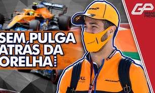 GP às 10: Vai ficar tudo bem com Ricciardo, mas você já viu Norris em 2021?
