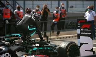 Análise técnica da F1: os segredos da vitória de Hamilton