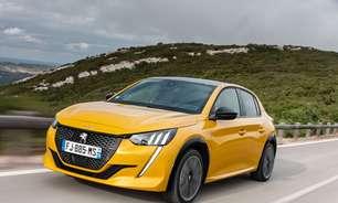 Peugeot 208 ganha motor 1.2 turbo na Argentina